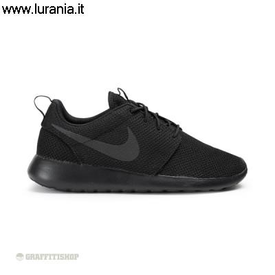 nike roshe one total black,nike roshe one trovaprezzi