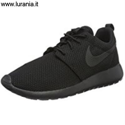 nike roshe run nere brillantinate,nike roshe run uomo 2015