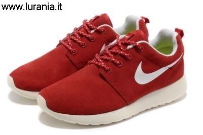 competitive price 15947 cb929 roshe run nike rosse,roshe run uomo estive